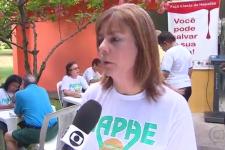 TESTAGEM PARA HEPATITE NA JAQUEIRA